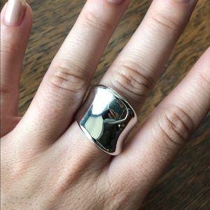 Modern Oversized Ring